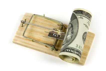money financial risk