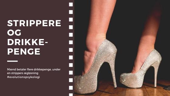 Strippere og drikkepenge
