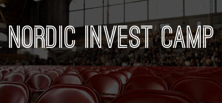 Investeringspsykologi på Nordic Invest Camp