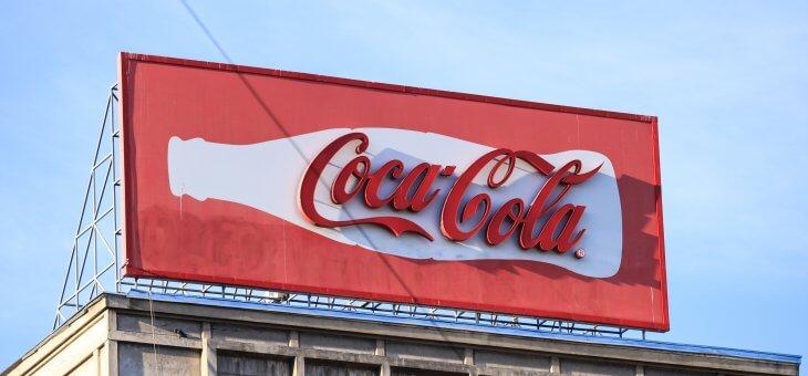 Dyrere Coca Cola på varme dage